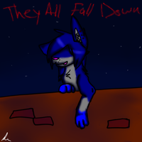 .:They All Fall Down:. by gin-the-lonewolf