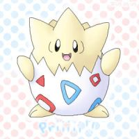 Togepi by stardroidjean