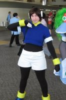 Aile Rockman ZX Cosplay by ryoneko