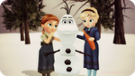 .:DO YOU WANT TO BUILD A SNOWMAN?:. by VocaloidxMMDMiku