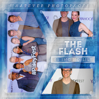 +Photopack: The Flash Cast by Whatever-Photopacks