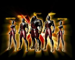 City of Heroes S4 Competition by SpawnXe