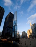 Chicago by yongle