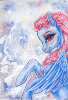 Let It Go, Wind Whistler by Shaiyeh