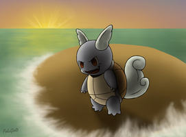 008 Wartortle by PokeGirl5