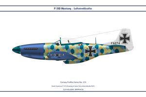 Fantasy 274 P-51D Jasta 16b by WS-Clave