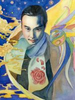 A tribute to Leslie Cheung by TanzerDragon