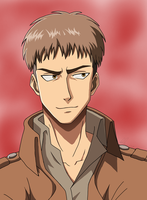 Jean Kirstein by Maygirl96