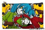 Matryoshka Cosmetic Bag [AzumeShop] by SoloAzume