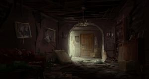 The Room by JoakimOlofsson
