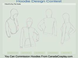 Hoodie Contest Entry Form by KayPikeFashion