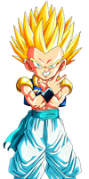 Super Gotenks by alexiscabo1