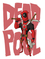 deadpool by the-slift