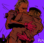 MGSV - Here for you by Yasu-Aibu