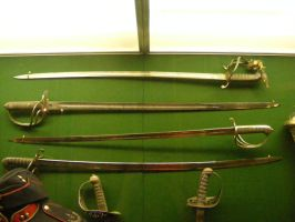 Swords 08 by Axy-stock