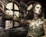 The fairy in an imprisonment by JosefinaCS