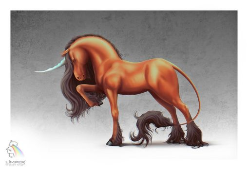 Unicorn by Limper-SK