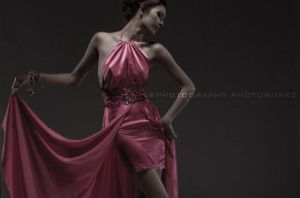 Between Curves And Pose by xvrphotography