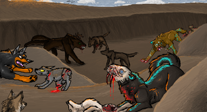iScribble Collab #3 by Silvadruid