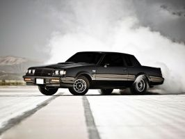 Buick Grand National '87 by angello-m3