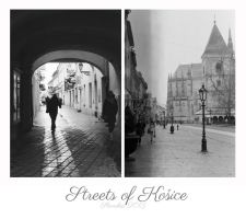 Streets of Kosice by little-bug