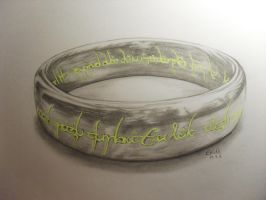 The One Ring by Hazeleyes1990