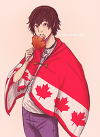 Canada Day 2013 by Rommie-rin