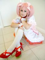 Madoka Magical Girl by Rii-Ruu