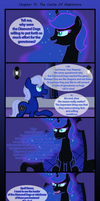 Past Sins: The Castle Of Nightmare P8 by SaturnStar14