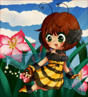 Bee by Raidiance