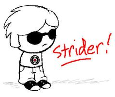 ---STRIDER--- by PPGxRRB-FAN
