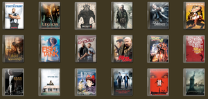 Movie DVD Icons 475 by GoooVip