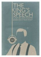 The Kings Speech by forgedesignworks
