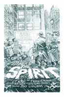 The Spirit Preview by manapul