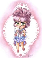 C: Chibi Sailor Nereid by MTToto
