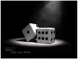Dices by Romantic-man