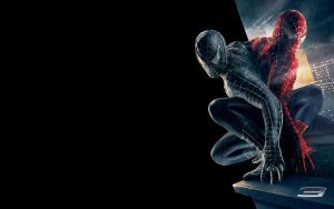 Spidey Battle Within Wallpaper by BradenYoung