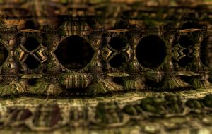 Ancient Caves by Topas2012