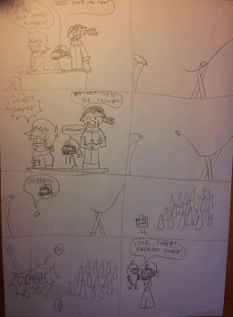 Luca the Pirate and the Undead Treasure part 6 by Luca-pirate