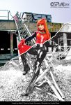 Cosplay GEN #05 - remixed photo as illustration by otakumag