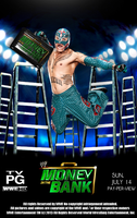Money In The Bank Custom Poster 2013 V3 by RaTeD-Gfx