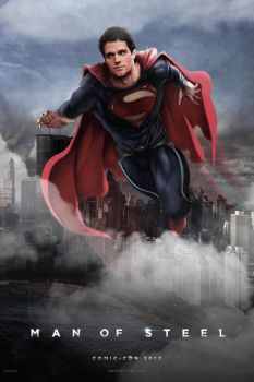 Man Of Steel V1 Edited by SteSmith