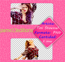 Pack-png-tini by pame13editions