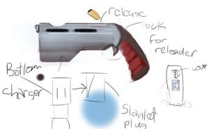 TAESConceptcharactercontestgun by Chronicle-l
