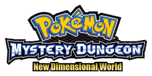 Logo Comic: Pokemon Mystery Dungeon - NDW by Endriand