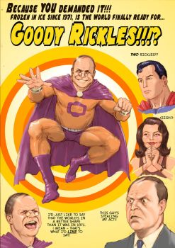 TLIID 285 Comedians as Superheroes - Don Rickles by Nick-Perks