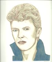Bowie Colour by donna-j