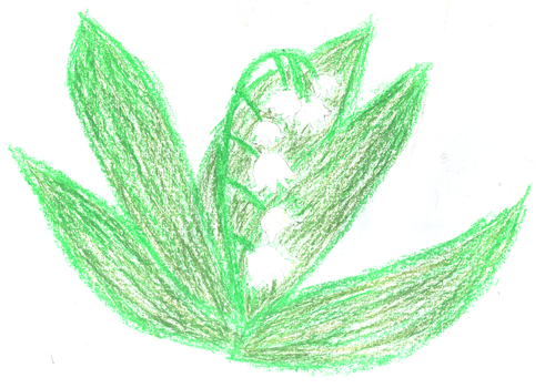 Lily of the Valley by tinyangel