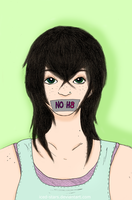 no h8 by Iced-Stars