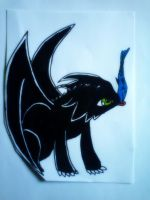 Toothless by 888regreg